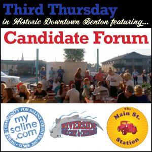 VIDEO: Political Forum Features Benton & Bryant Mayor Races; Senate & Representative Races