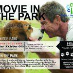 Yappy Hour, Dog Costume Contest & Free Movie at Benton Dog Park Oct 6th