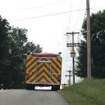 Benton Utilities Repairing Transformer That Caught Fire Near School