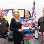 Ark Sheriffs Association Awards School Grant for Drug Program