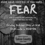Come to Coffee with Women Influencers of Saline County, in Benton Oct 19th