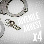 Bryant PD Arrests Four Juveniles After Reports of Break-ins and Theft