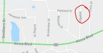 Man Shot in Benton; Police Seek Suspect