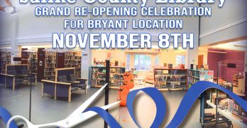 Saline County Library to Celebrate Grand Re-Opening of Bryant Location Nov 8th