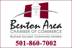 Benton Area Chamber of Commerce - phone - 501-860-7002 Saline County Arkansas