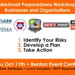 Ready Business Workshop Series coming to Benton, Oct 11th