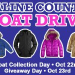 14th Annual Saline County Coat Drive – Collection Oct 22 – Giveaway Oct 23