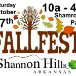 Shannon Hills to Host Annual Fall Fest in the Park on Oct 27th