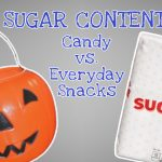 Before You Freak About Trick-or-Treat Sugar, See This Chart