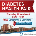 Free Diabetes Health Fair on Thursday to Include Screenings, Classes, more