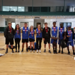 Bryant Gives Searcy a Run for their Money, Takes 2nd in Unified Volleyball Championship