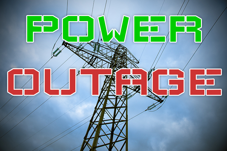 Power Outages in Benton and Bryant Tuesday