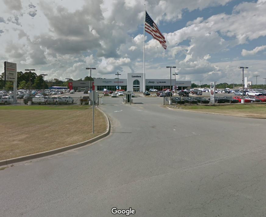 Landers Ford Benton Ar >> Landers Cdj Landers Ford In Benton Sells Dealerships