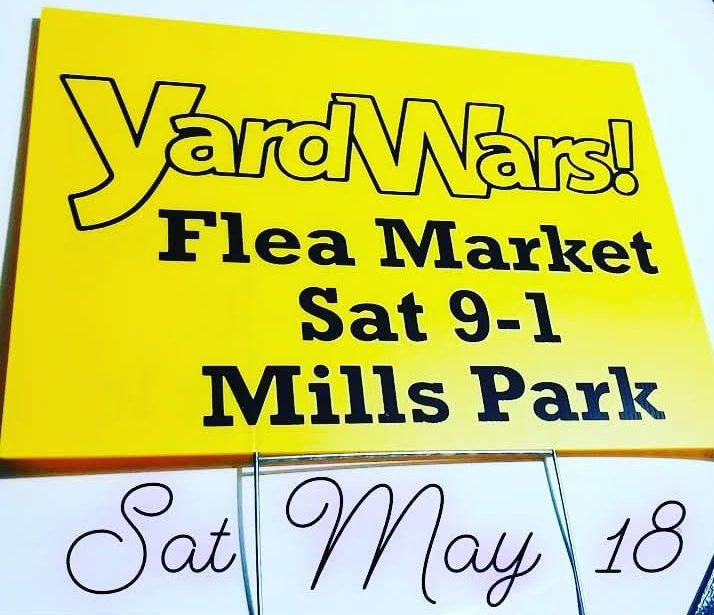 Yard Wars Flea Market
