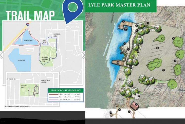 Benton Parks improvements