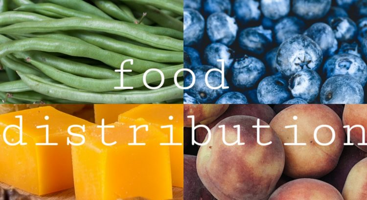 Food Distribution Day CADC